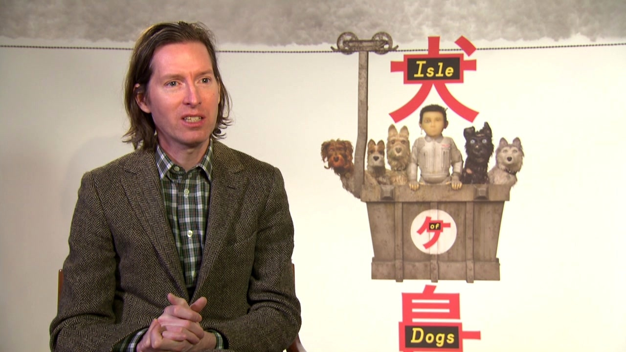 Isle Of Dogs: Wes Anderson On The Idea For The Story