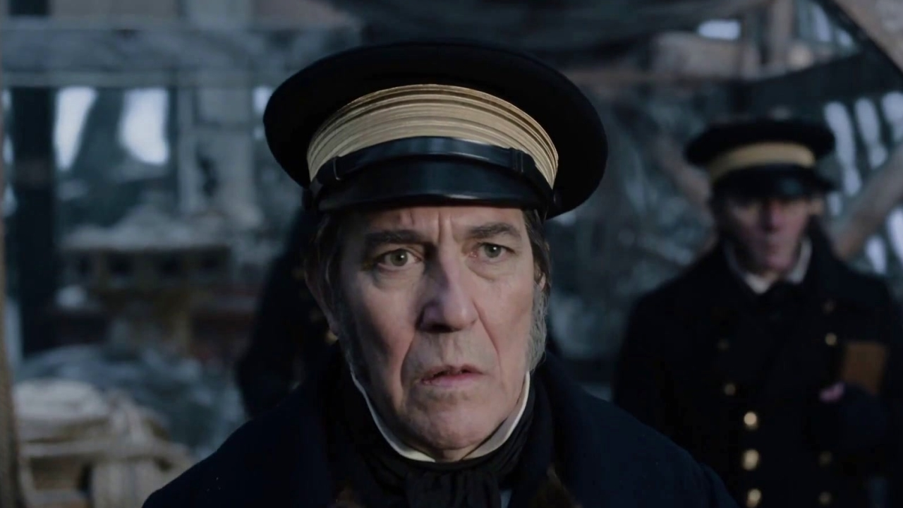 The Terror: Meet the Characters (Featurette)