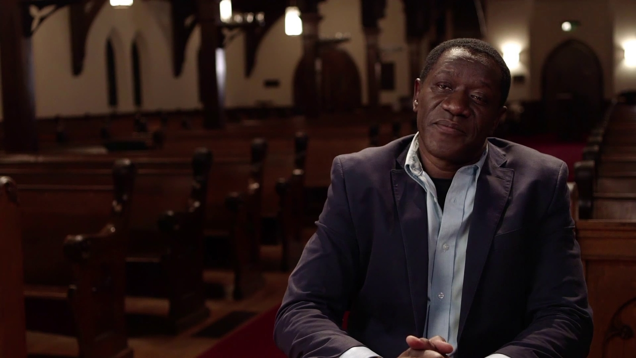 God's Not Dead: A Light In Darkness: Benjamin Onyango Is 'Reverend Jude' (Featurette)