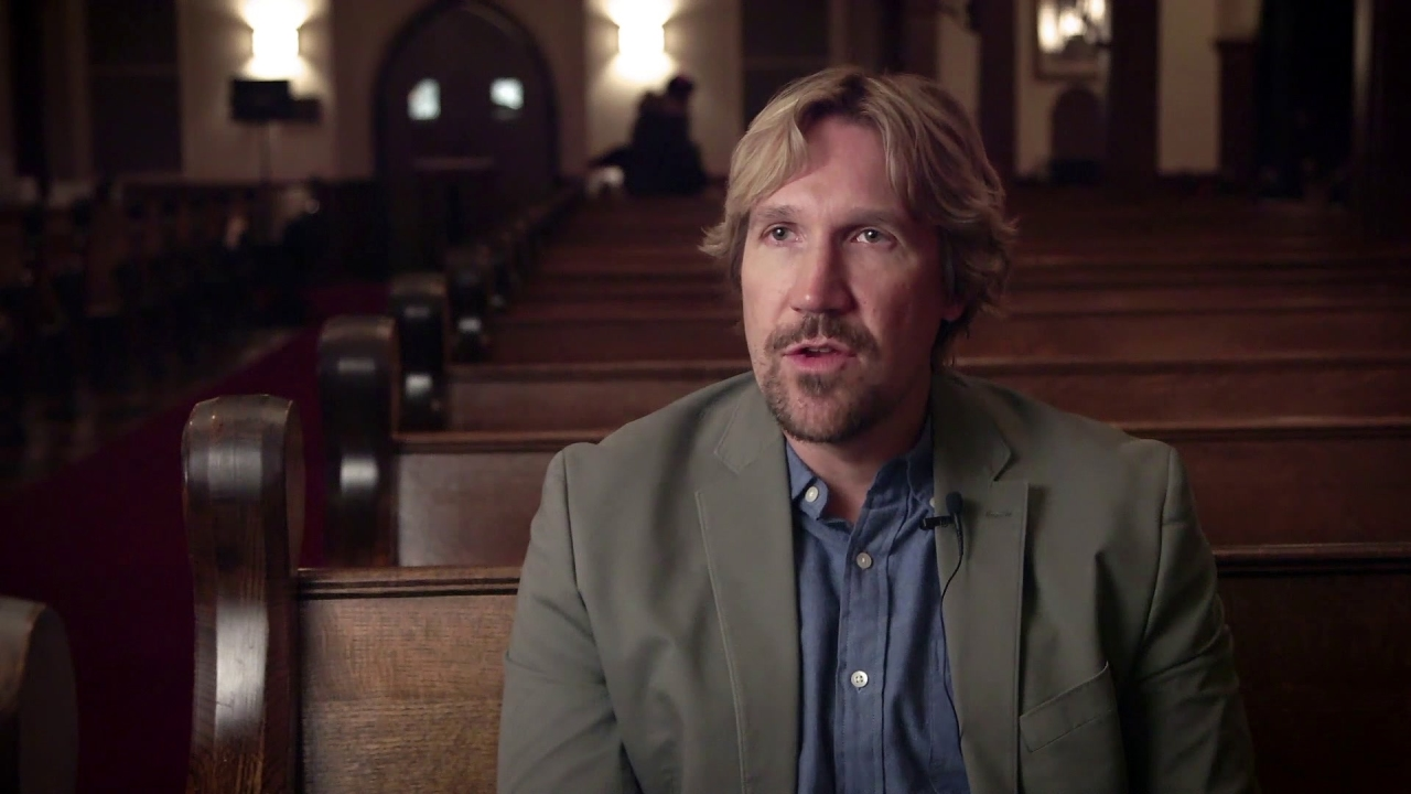 God's Not Dead: A Light In Darkness: David A.R. White Is 'Reverend Dave' (Featurette)
