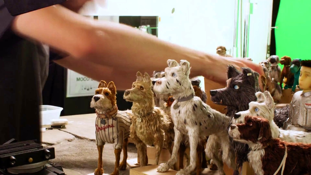 Isle Of Dogs: Animators (Featurette)