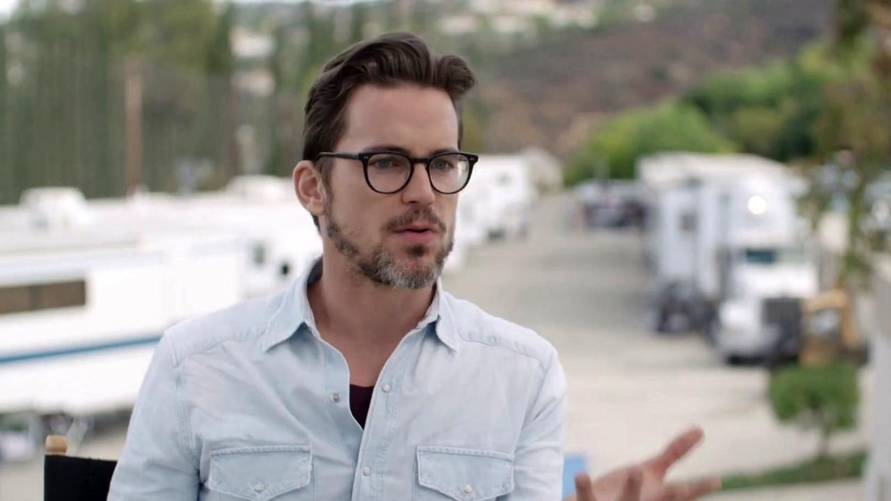 American Crime Story: The Assassination Of Gianni Versace: Inside Season 2: Matt Bomer, Director