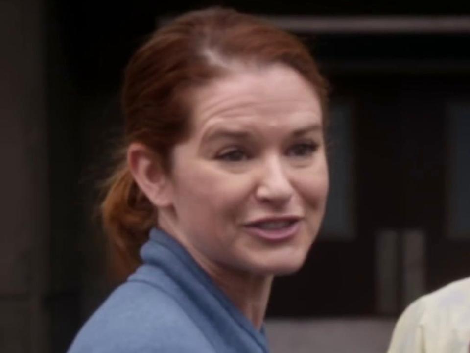 Grey's Anatomy: April Breaks Down