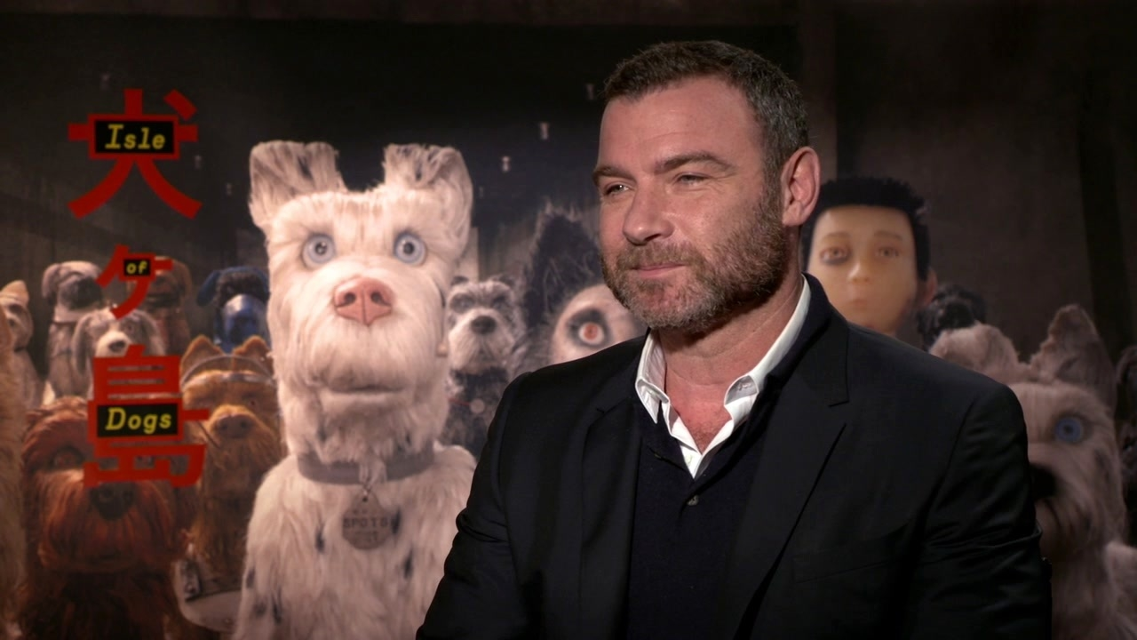 Isle Of Dogs: Liev Schreiber On His Experience On The Film