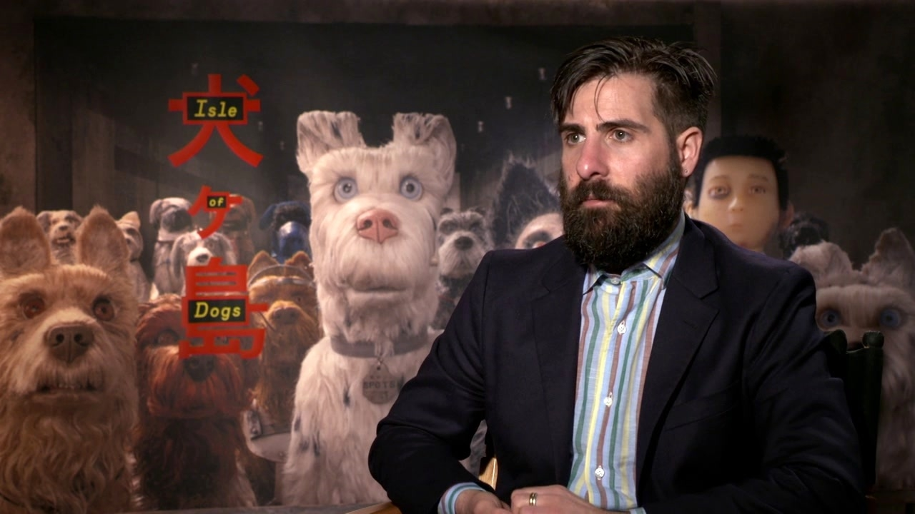 Isle Of Dogs: Jason Schwartzman On What Inpsired Him To Write The Story