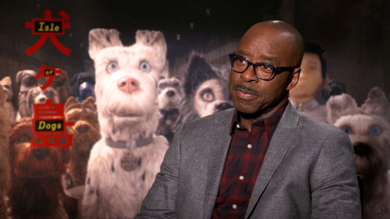 Isle Of Dogs: Courtney B. Vance On Working As A Voice Actor