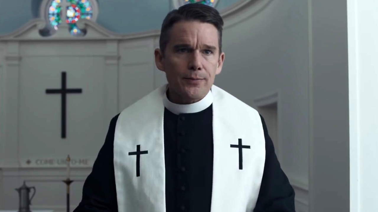 First Reformed (Clean Trailer)