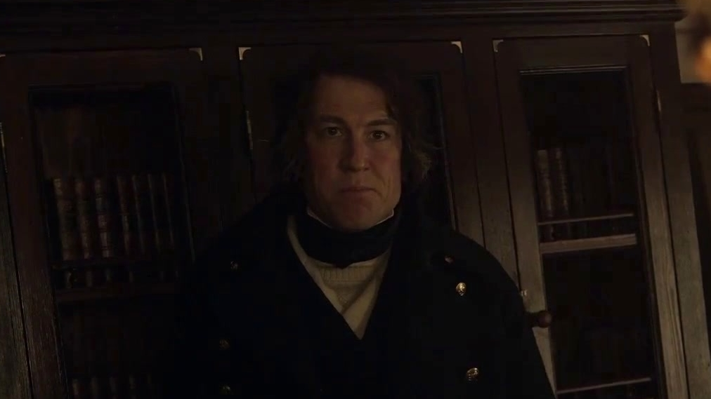 The Terror: Punished, As A Boy