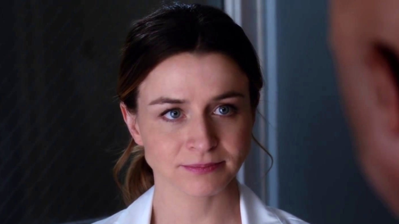 Grey's Anatomy: Hold Back The River