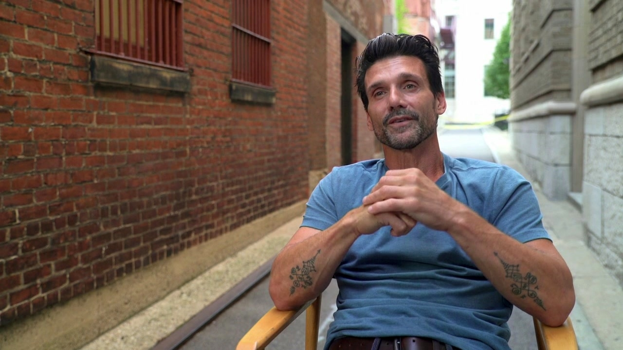 Reprisal: Frank Grillo On His Character 'Jacob'