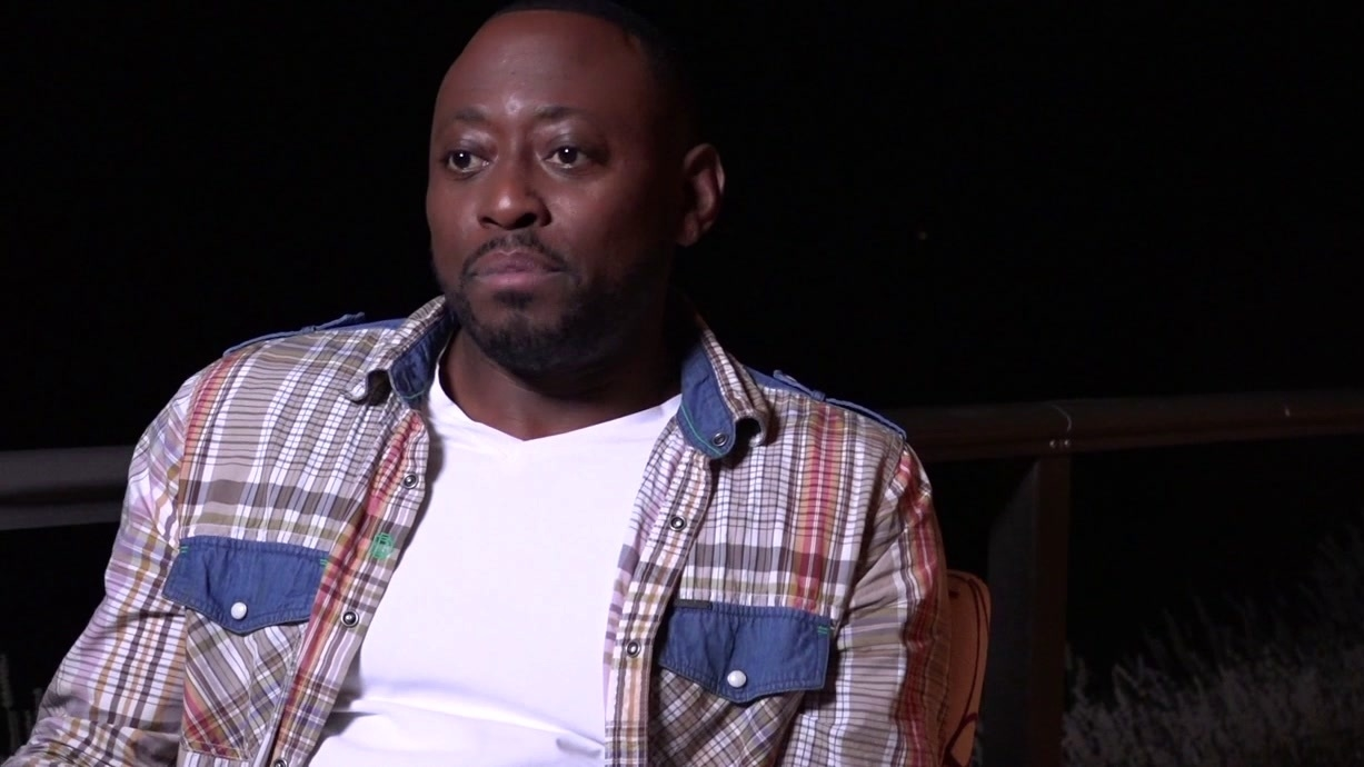 Traffik: Omar Epps On What The Two Main Characters Go Through