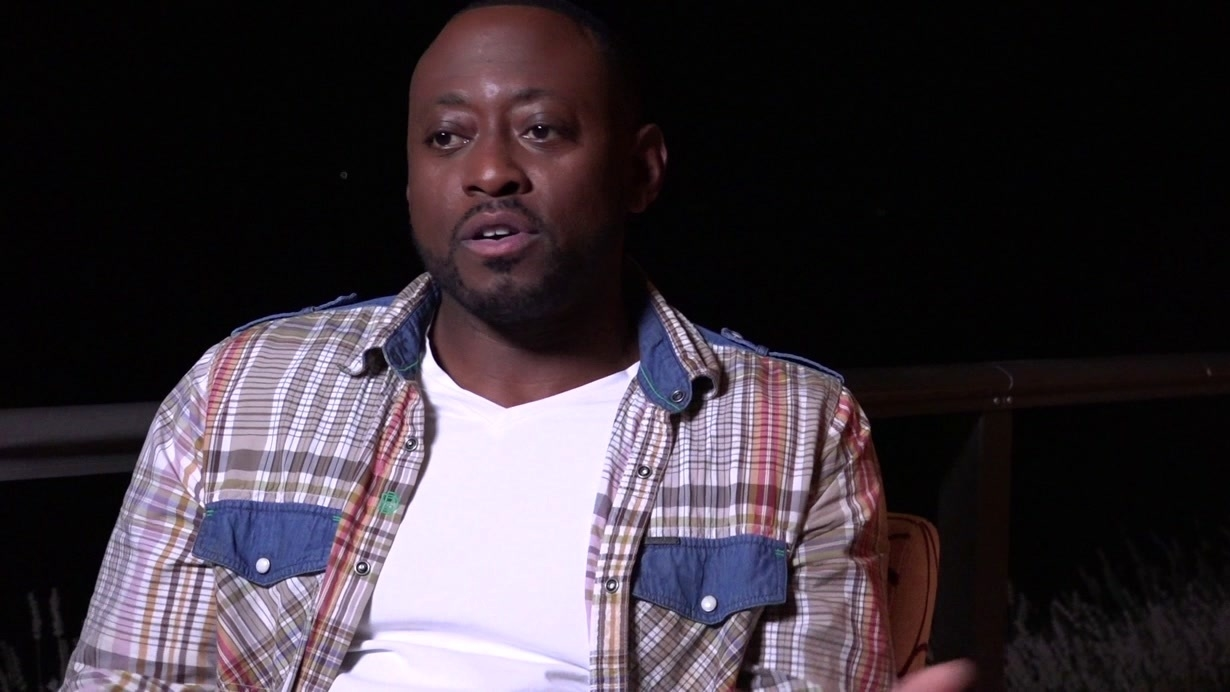 Traffik: Omar Epps On Preparing For The Role