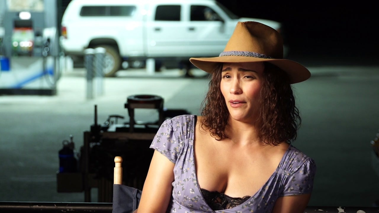 Traffik: Paula Patton On Great Entertainment