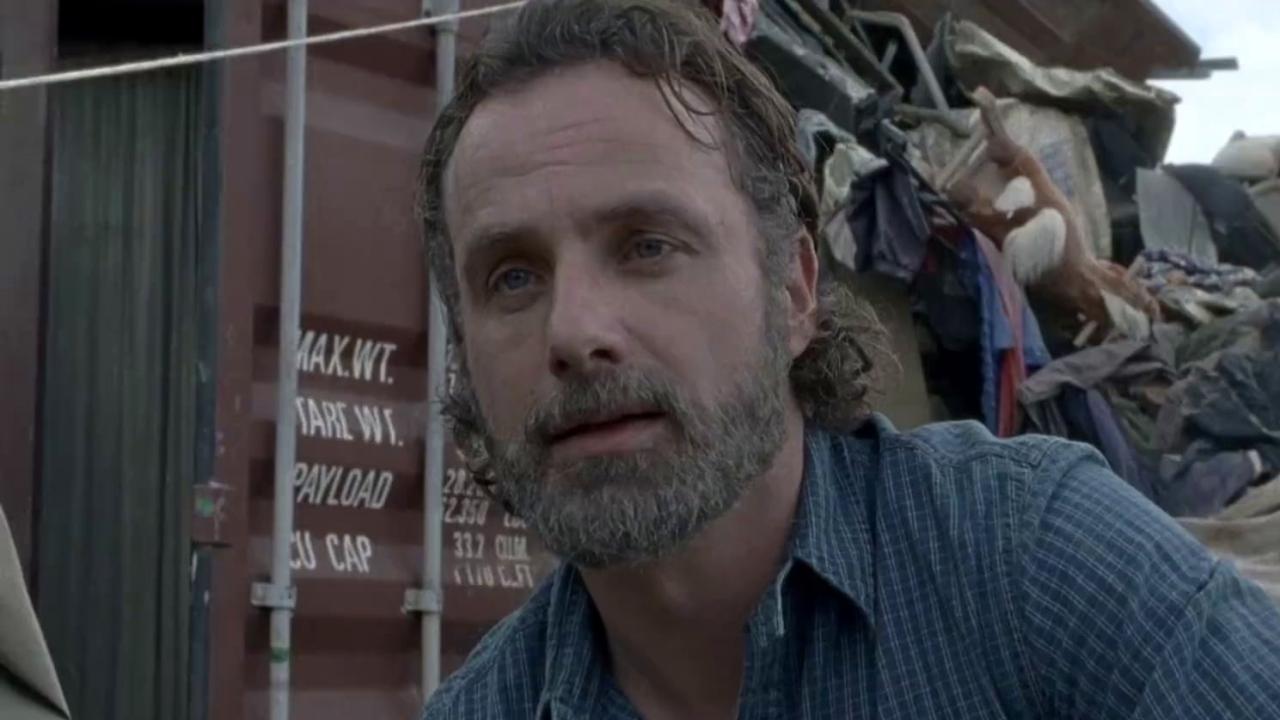 Fear The Walking Dead: Rick Visits Morgan
