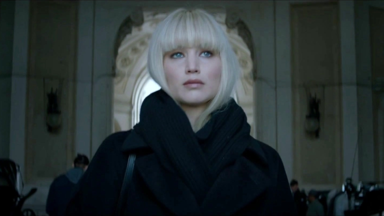 Red Sparrow (Clean Trailer)
