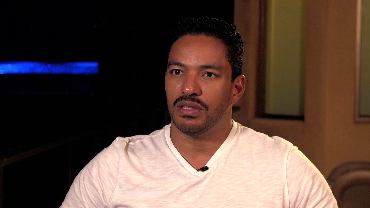 Traffik: Laz Alonso On Darren's Super Power