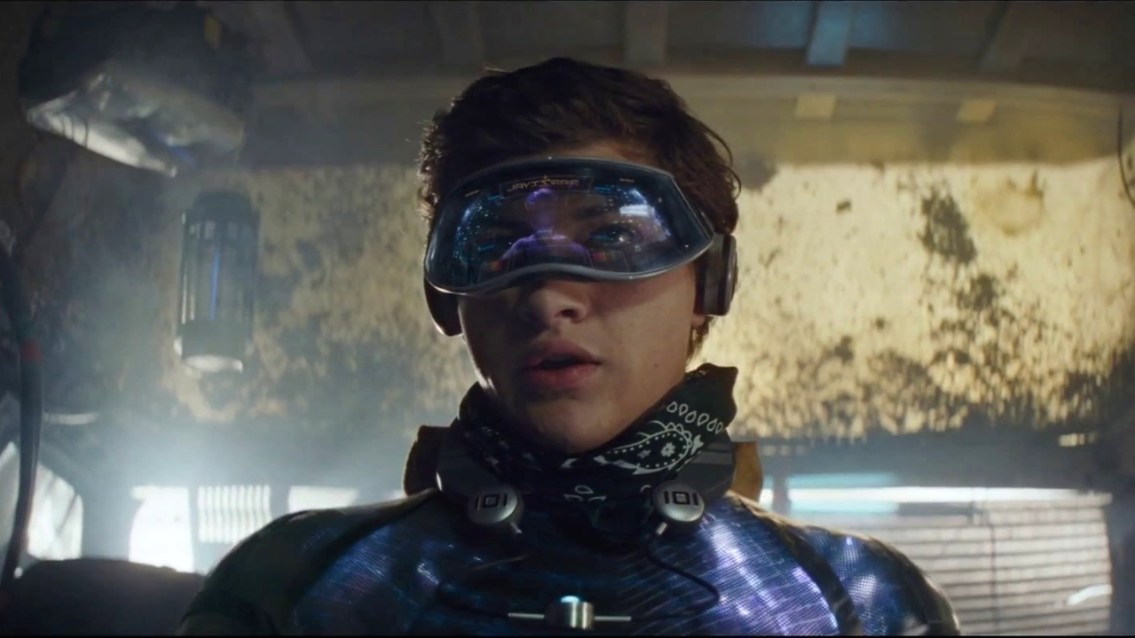 Ready Player One (Clean Trailer)