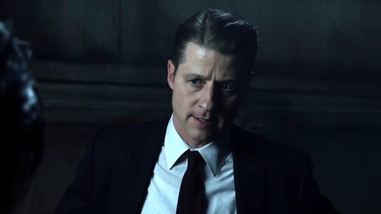 Gotham: Oswald Tells Gordon About Jerome's Plans