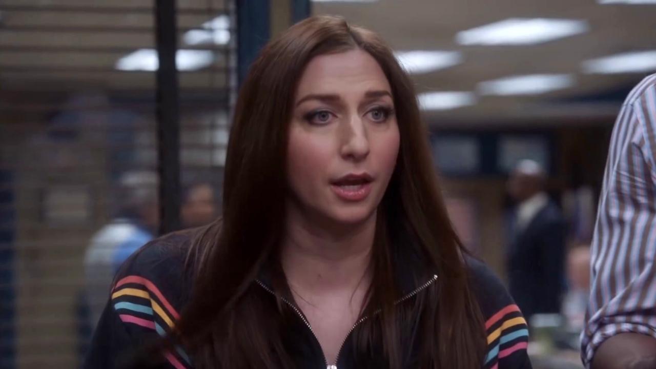 Brooklyn Nine-Nine: Captain Holt Gets Bad News