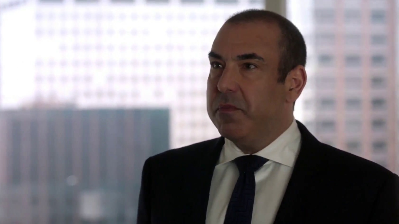 Suits: Xander Has A Warning For Louis Litt