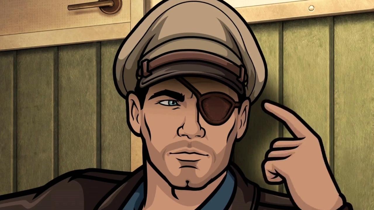 Archer: Danger Island: Disheartening Situation
