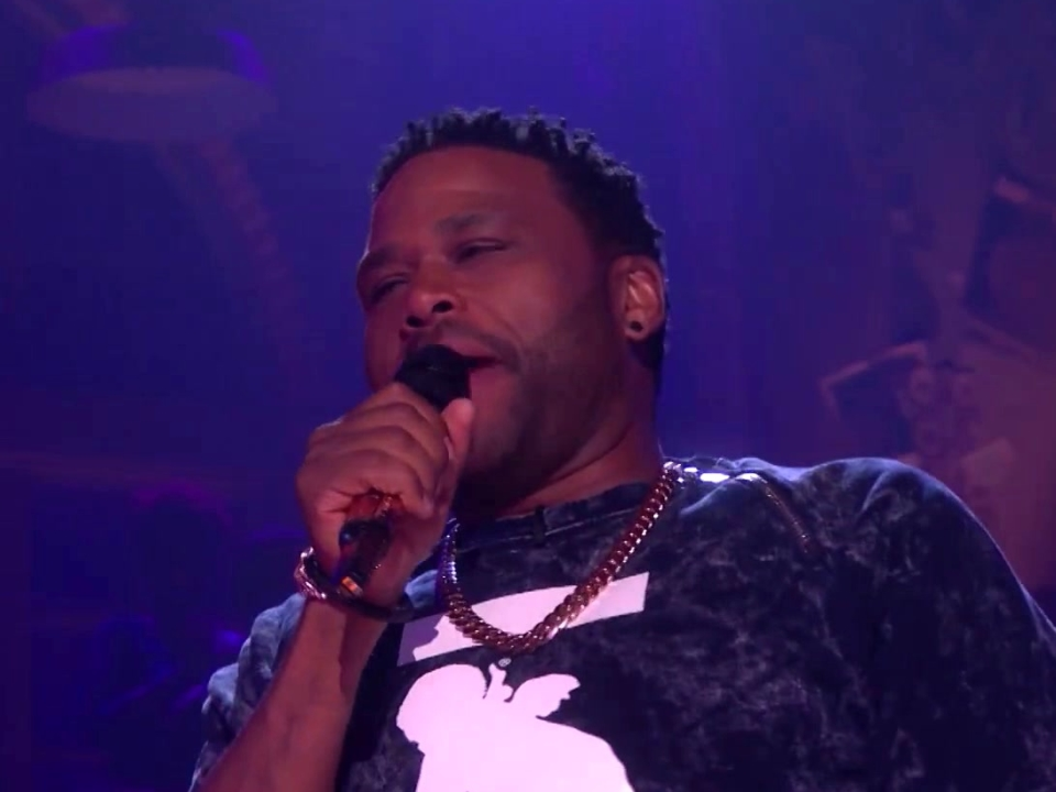 Drop The Mic: Halle Berry Vs. James Corden & Usher Vs. Anthony Anderson