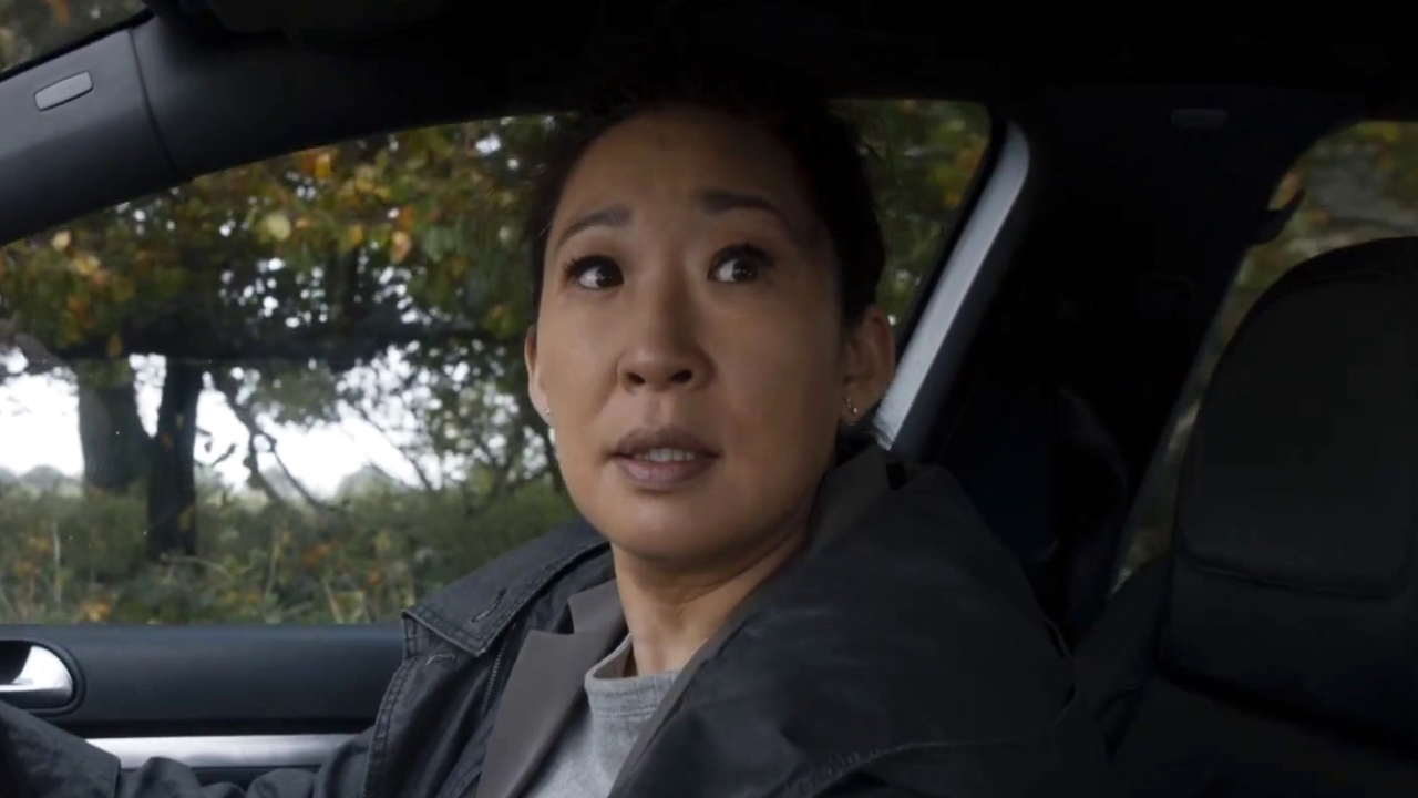Killing Eve: I Have A Thing About Bathrooms