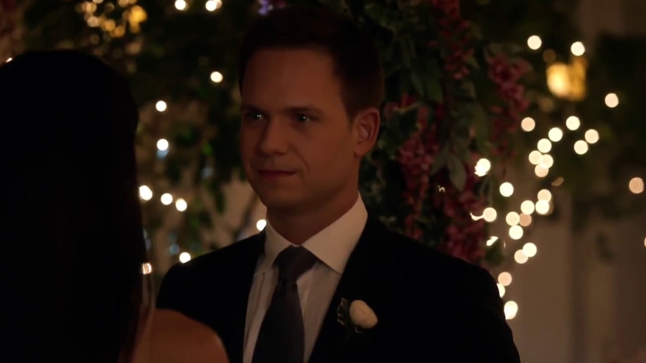 Suits: Mike And Rachel Get Married