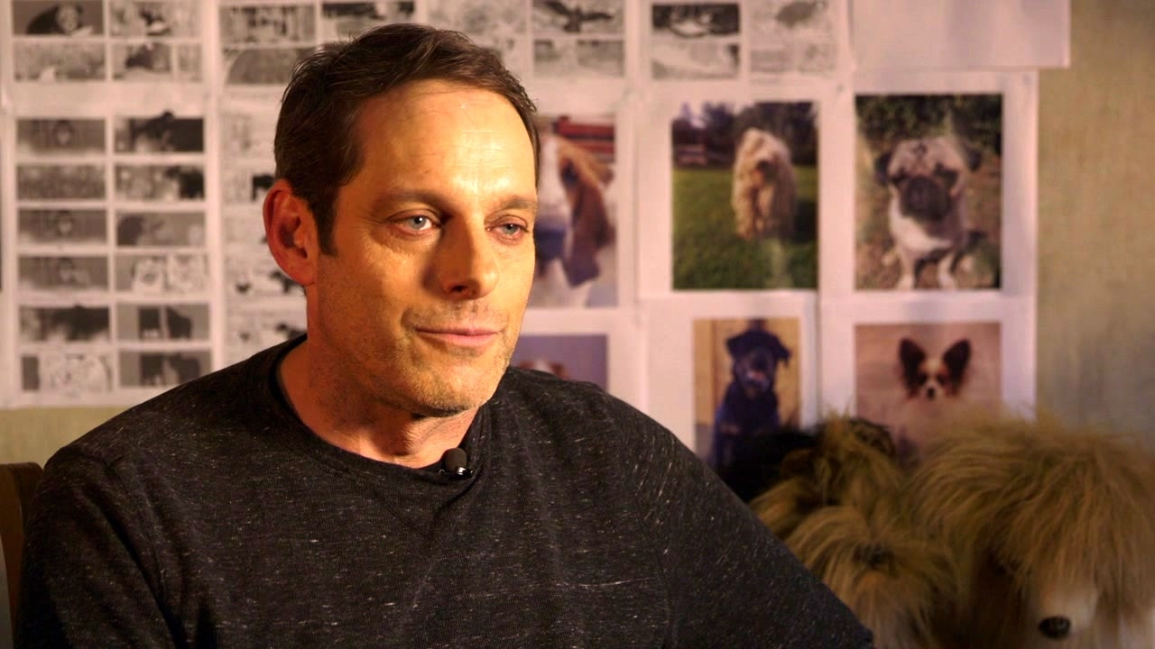 Show Dogs: Mike Alexander On Will Arnett And The Main Dog