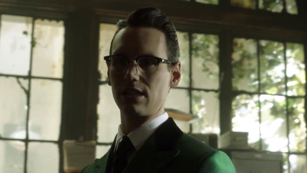 Gotham: Riddler Assembles His Team