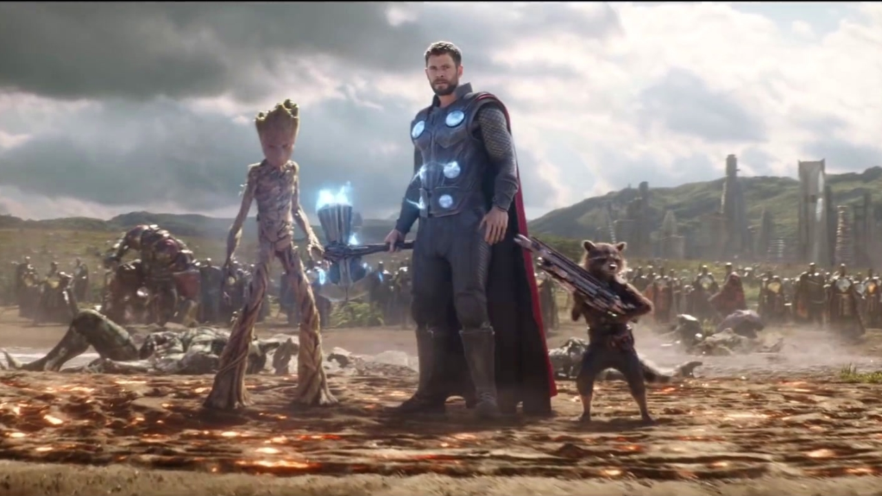 Avengers: Infinity War: Number 1 (TV Spot)