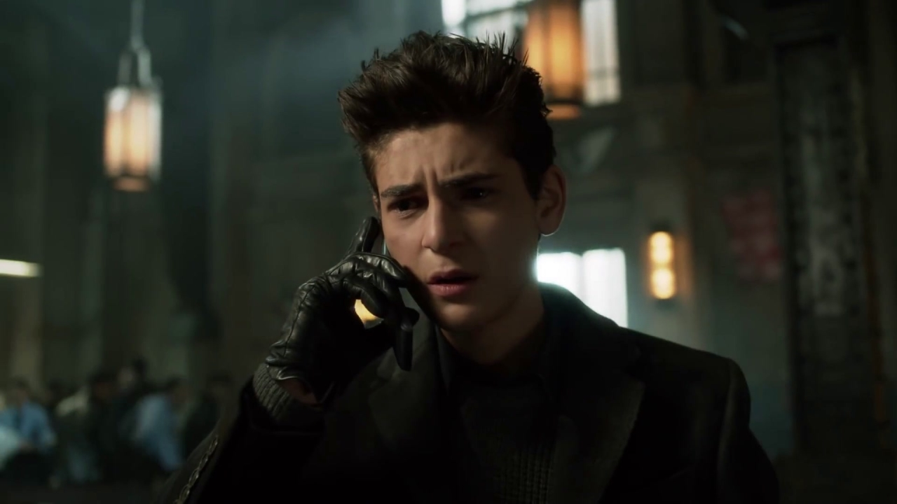 Gotham: Jeremiah Threatens Bruce