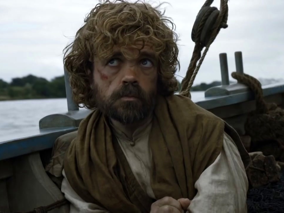 Game of Thrones: Jorah and Tyrion