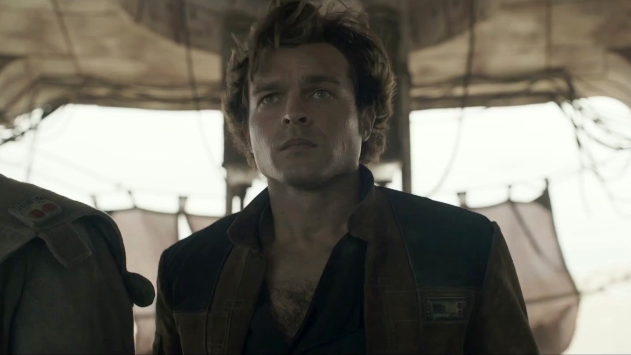 Solo: A Star Wars Story: Enfy's Nest