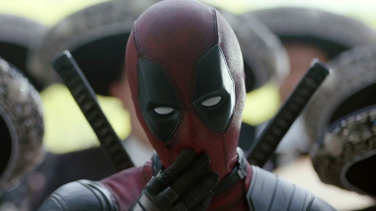 Deadpool 2: With Apologies To David Beckham (Spot)