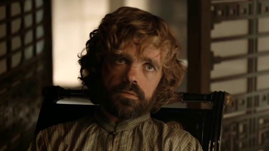 Game of Thrones: Daenerys and Tyrion Meet