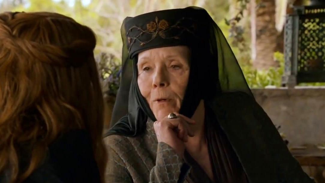 Game of Thrones: Olenna on the Purple Wedding