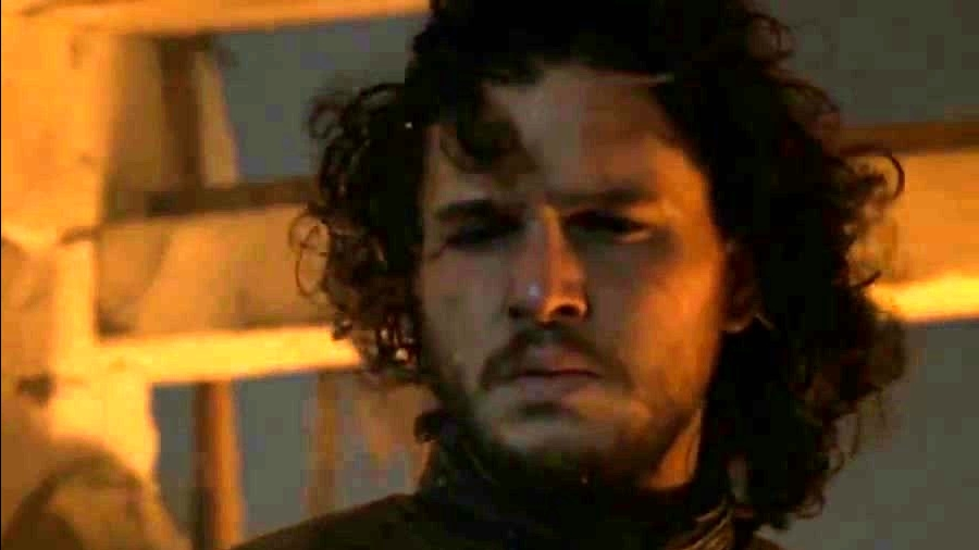Game of Thrones: Wildlings March on the Wall