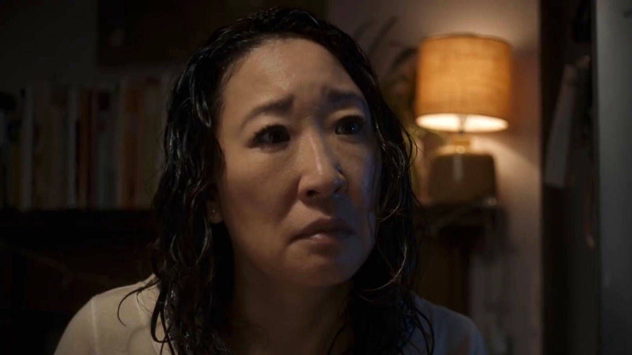 Killing Eve: The Face-Off