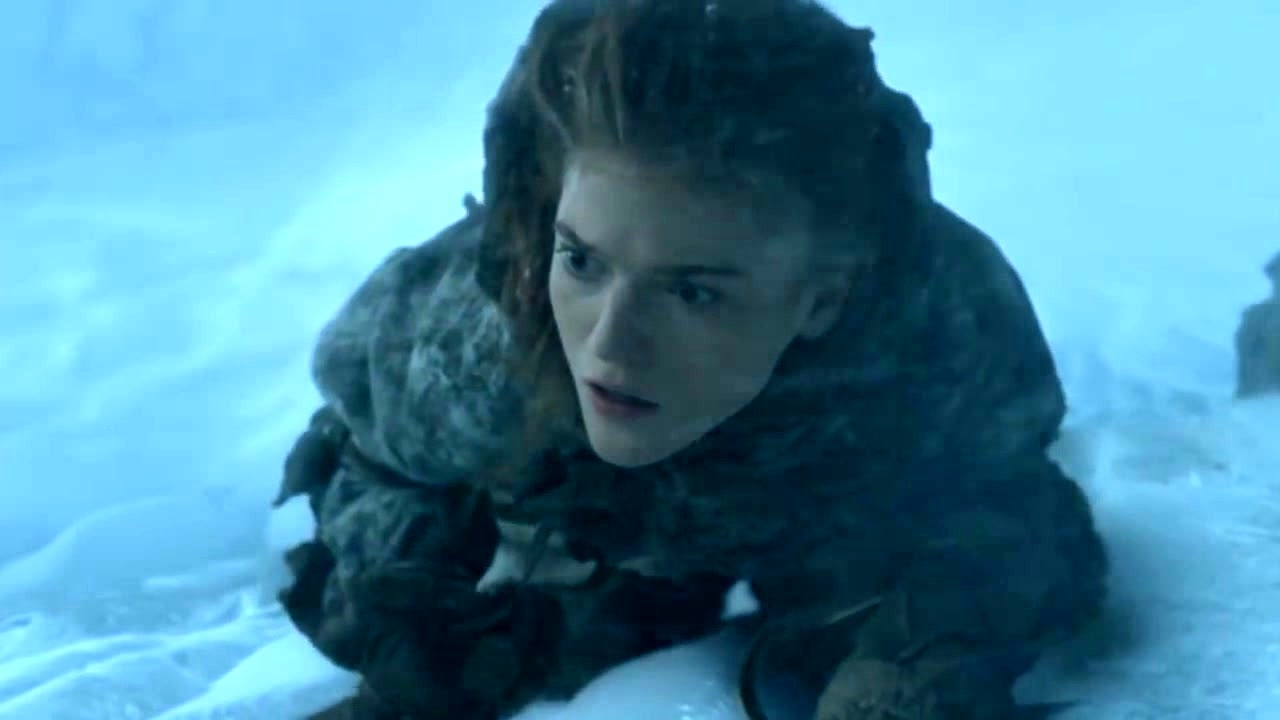 Game of Thrones: Climbing the Wall