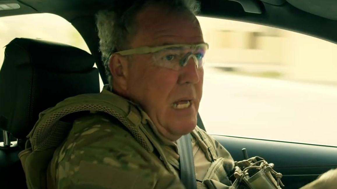 The Grand Tour: Operation Desert Stumble