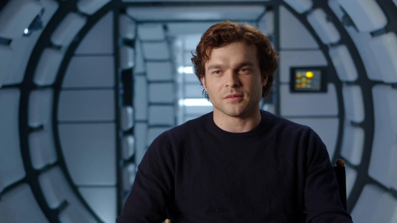 Solo: A Star Wars Story: Alden Ehrenreich On Getting The Part