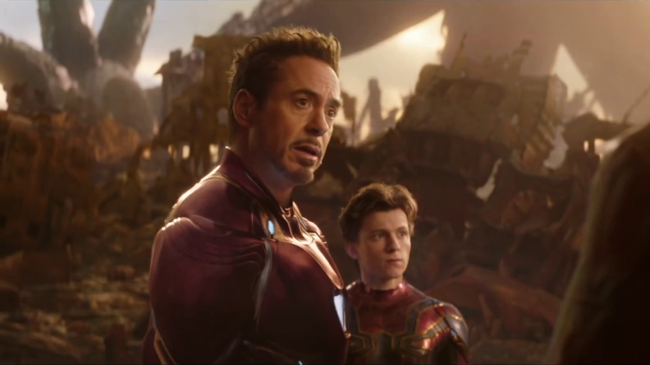 Avengers: Infinity War: Talk Back (TV Spot)