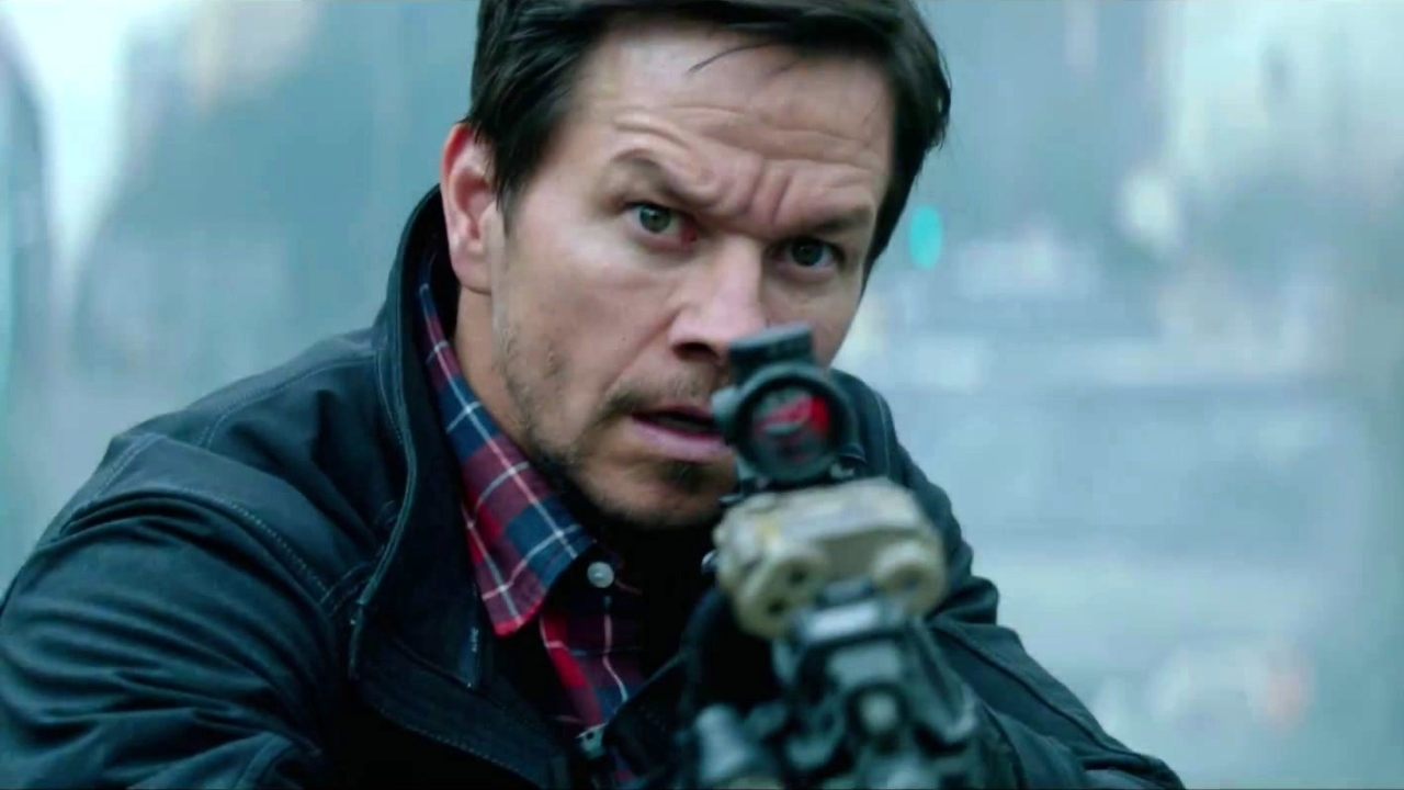 Mile 22 (Trailer Tease)