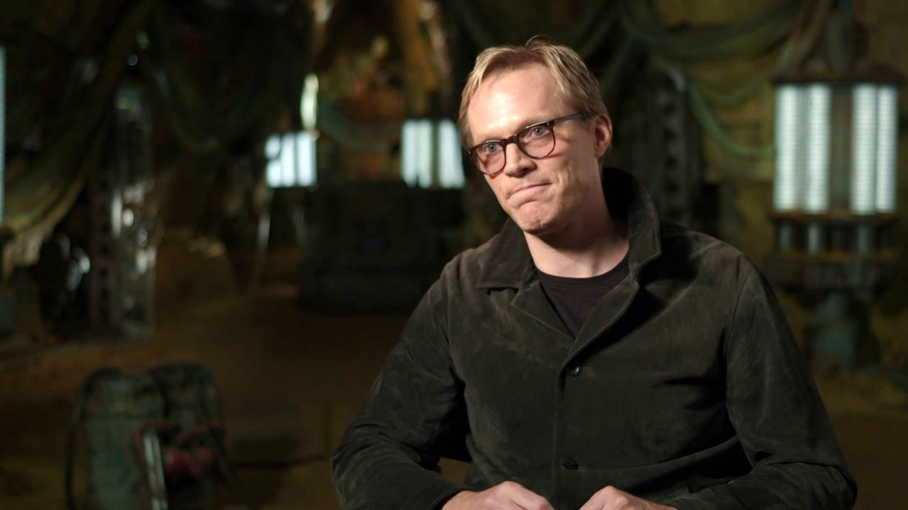 Solo: A Star Wars Story: Paul Bettany On His Character