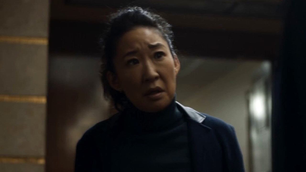 Killing Eve: I Don't Want To Be Free