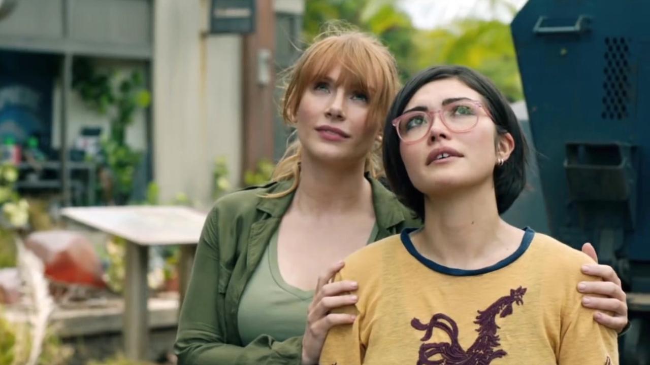 Jurassic World: Fallen Kingdom: Welcome (TV Spot)