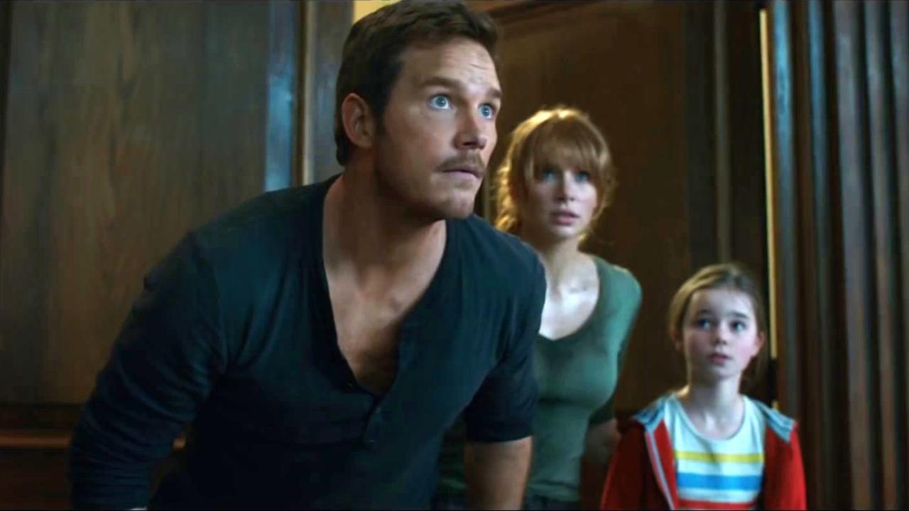 Jurassic World: Fallen Kingdom: Creatures (TV Spot)