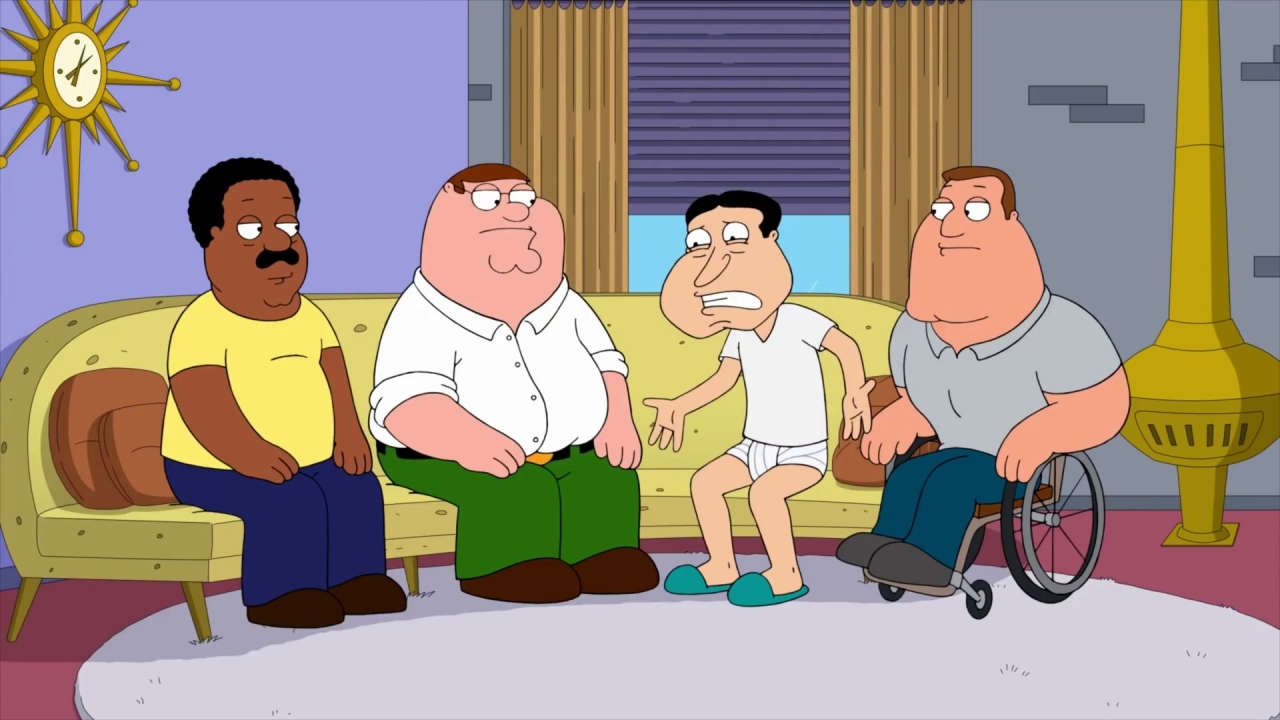 Family Guy: The Unkindest Cut