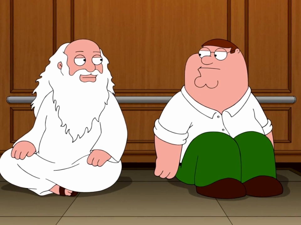 Family Guy: Are You There God? It's Me, Peter